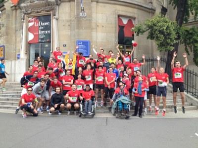 20Km Paris 2014