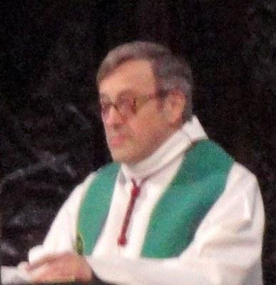 Mgr Chauvet Patrick