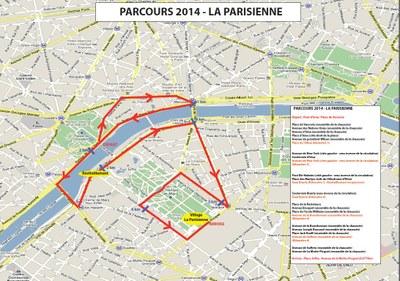 Plan parcours 2014   Rue par Rue