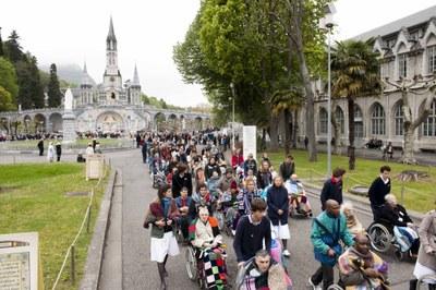 Photos Lacaze Procession2011 12